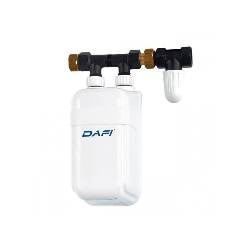 pack mini chauffe eau instantan 5 5 kw robinet pb mini chauffe eau dafi. Black Bedroom Furniture Sets. Home Design Ideas