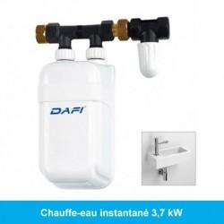 Mini chauffe-eau instantané 3,7 kW