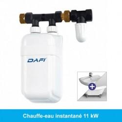 Mini chauffe-eau instantané 11 kW